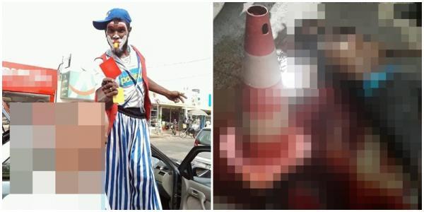 Malabarista é morto com várias facadas na Praça do Marquês em Teresina