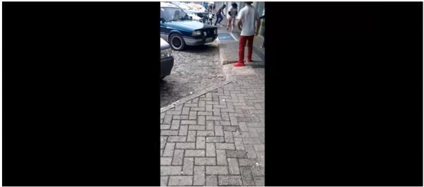 Mulher é esfaqueada pelo ex-companheiro no Centro de Teresina
