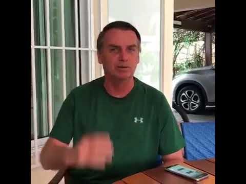 Deputado Jair Bolsonaro ganha outdoor em São Raimundo Nonato