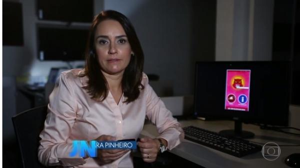 Aplicativo piauiense Salve Maria é destaque no Jornal Nacional