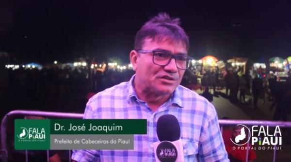 Entrevista com o prefeito do município de Cabeceiras do Piauí