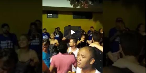 Novo vídeo mostra momento do tiroteio em prévia carnavalesca em Teresina